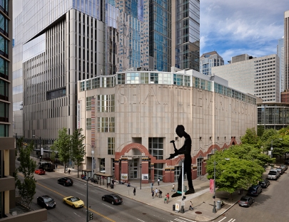 Seattle Art Museum Exteriors